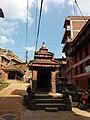 भक्तपुरको गछें टोलमा अवस्थीत गणेश मन्दिर 02.jpg