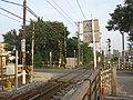 亀岡街道踏切 Kameoka Kaido - panoramio.jpg