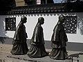 南京夫子庙老门东雕塑《明代三赶考学生》 - panoramio.jpg