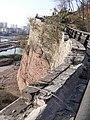 "南京明城墙之鬼脸城上(On the ""Joker Face"" wall, NanJing Ming Great Wall) - panoramio.jpg"