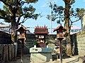堺市美原区真福寺 櫟本神社 Ichiimoto-jinja, Shimpukuji 2012.3.03 - panoramio (1).jpg