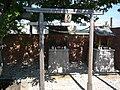 貴志川線貴志駅構内 ねこ神社 Neko-jinja in Kishi station 2011.7.15 - panoramio.jpg