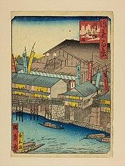 Dōtonbori kado no shibai