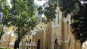 St. John's Cathedral (Hong Kong) - Image: 還記得嗎?