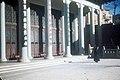 青岛红万字会道院大殿立柱 约1948年.jpg