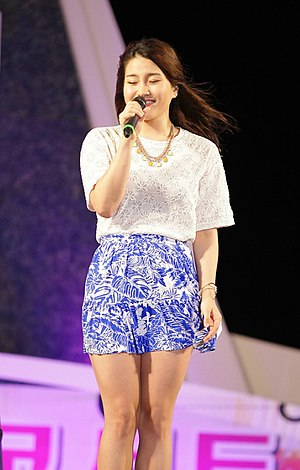 Son Seung-yeon - Image: 손승연 CBS 러빙유 콘서트 화성 궁평항