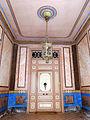 010 Casa al c. Santíssima Trinitat 2 (Canet de Mar), entrada.JPG