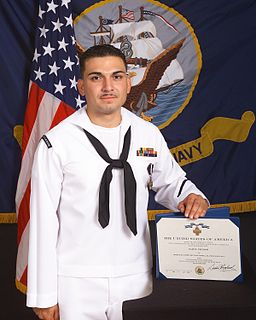 Luis Fonseca (United States Navy) United States Navy sailor