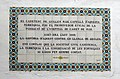 041 Antic hospital, c. Vall 69 (Canet de Mar), placa commemorativa.JPG