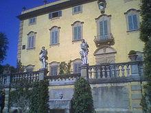 Nyu Florence Villa Ulivi Via Dei Bruni