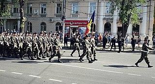 National event in Chisinau, Moldova