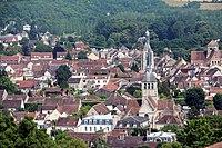 0 Provins - Le centre historique de la ville basse.JPG