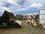 100 Years of ANZAC display at the 2015 Australian International Airshow 17.jpg