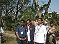 10th Anniversary Celebration of Bengali Wikipedia in Jadavpur University, Kolkata, 9-10 January, 2015 37.JPG