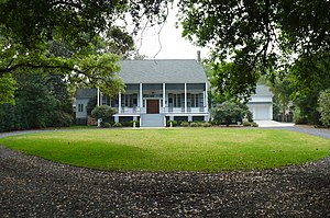 Beal–Gaillard House - Beal-Gaillard House in 2008.