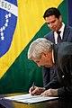 11 07 2019 Solenidade de Posse do Diretor-Geral da ABIN, Alexandre Ramagem (48260244411).jpg