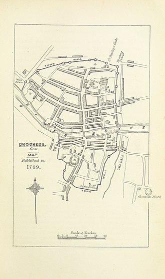 Drogheda - Drogheda, 1749.