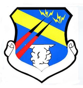 RAF Wormingford - Image: 128thfighterwing emblem