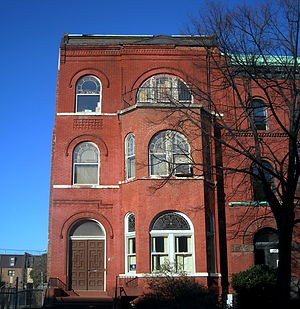 James Weldon Johnson - Johnson lived here in the Logan Circle neighborhood of Washington, D.C., while serving as national organizer for the National Association for the Advancement of Colored People (NAACP).