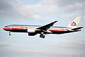 139ao - American Airlines Boeing 777-223ER; N792AN@ZRH;21.07.2001 (5423952425).jpg