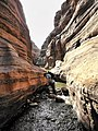 13 Wadi Numeira Siq Trail - The Siq Is Not Always Narrow - panoramio.jpg