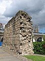 14th C town walls (2) - geograph.org.uk - 911881.jpg