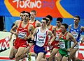 1500 m European Athletics Indoor Championships 2009.JPG