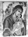 1649 - Icoana Maicii Domnului de la Mănăstirea Plătăreşti (pictor prezumtiv zugravul rus - Grigorie).PNG