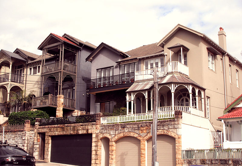 """Renovation Row"":168-172 Beach Street South Coogee NSW"