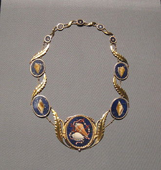 Caroline Bonaparte - c.1810 jewelry of Caroline Bonaparte.