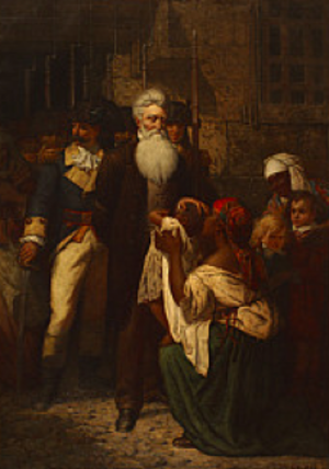 Anti-racism - John Brown's blessing