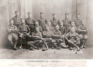 1888 Cincinnati Red Stockings season - The 1888 Cincinnati Red Stockings