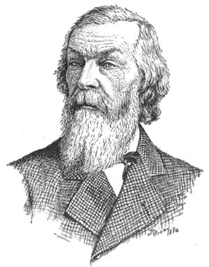 Benjamin F. Nutting - Portrait of B.F. Nutting