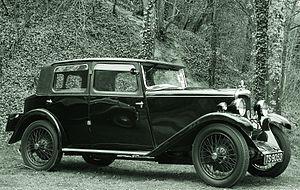 Riley Nine - 1931 Biarritz