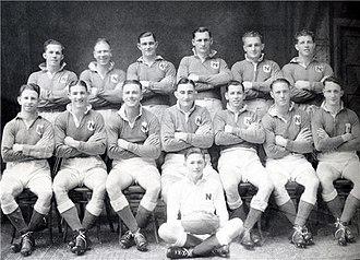 1943 NSWRFL season - Newtown 1943 premiers