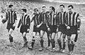 1961–62 Inter Milan's Balleri, Morbello, Hitchens, Bicchierai, Corso, Dellagiovanna and Bolchi.jpg