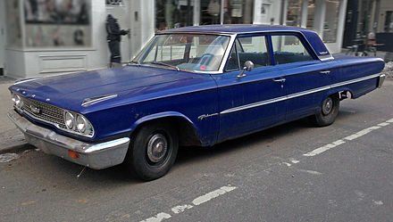 Ford Galaxie - Wikiwand