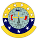 1965 Communications Sq emblem.png