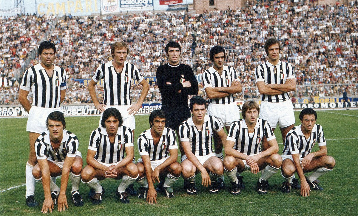 Juventus Football Club: 1972–73 Serie A