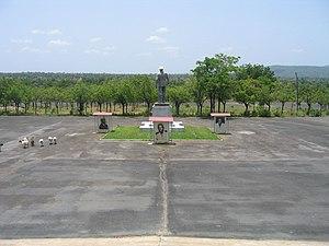1974 Togo presidential C-47 crash - Monument to the crash