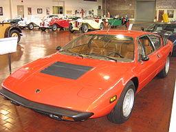 1976LamborghiniUrracoP300