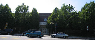 West Roxbury - West Roxbury Branch Library