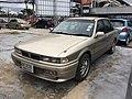 1992-1993 Mitsubishi Galant (E33) GLSi Automatic Sedan (17-08-2017) 02.jpg