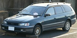 1992 Toyota Caldina TZ-G (earlier model)