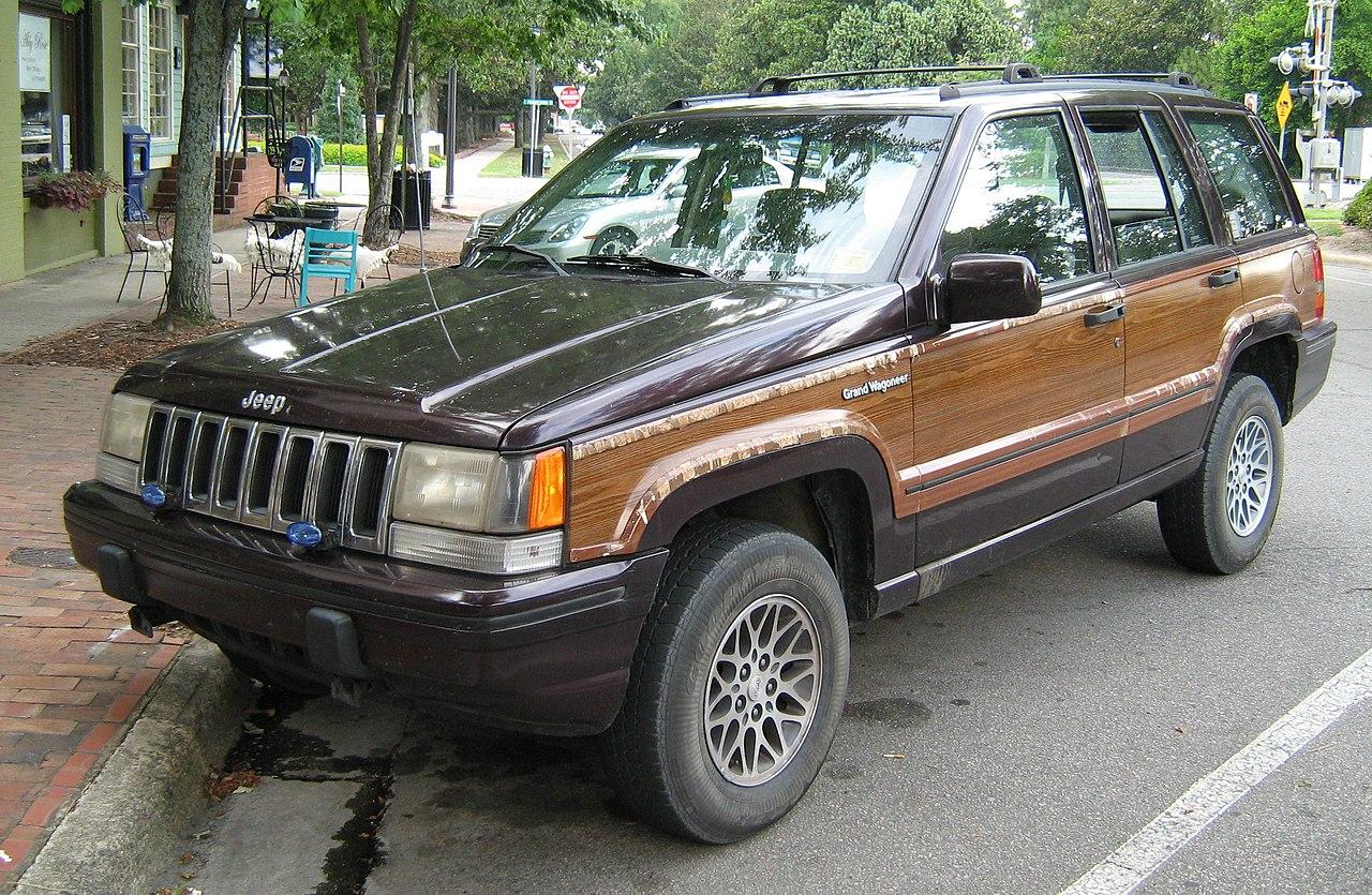 Jeep Grand Cherokee Zj Wikiwand