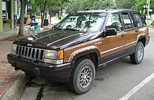 Jeep Grand Wagoneer (1993)[edit]