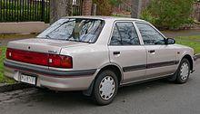 Mazda astina 1996