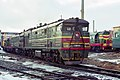 2ТЭ10В-4275, Russia, Saratov region, Saratov depot (Trainpix 159362).jpg