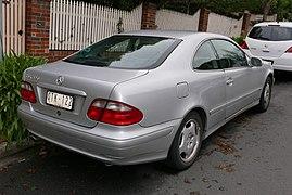 C208 Rear Clk 320 Elegance