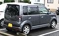 2001-2004 Mitsubishi eK Sport rear.jpg